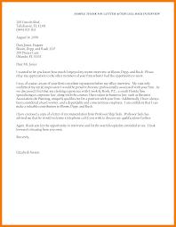 13 Thank You Letter After Interview Mbta Online