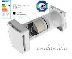 Suedwind Ambientika Wireless Dezentrale Wohnraumlüftung Mit