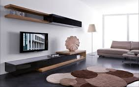 Modern Furniture Living Room Modern Living Room Furniture Ideas With Tv Stuck On The Wall And