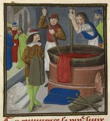 Colour And Light In Ancient And Medieval Art A Brief History Of Red How Artists Made The Elusive Color