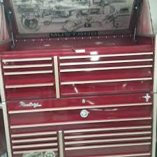 tool box for sale. snap on 40th anniversary mustang tool box for sale h