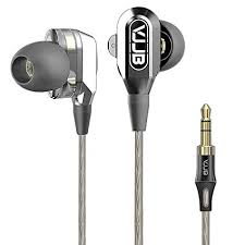 Amazon.com: <b>Dual Driver Earbuds</b> for Music,GranVela VJJB V1 ...