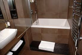 extra bathtub for small space tub shower combo deep soaking freestanding bathroom do exist indium room area place dog