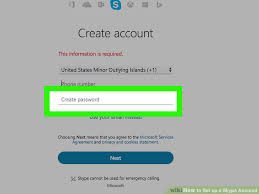 Making Skype Account Making Skype Account Under Fontanacountryinn Com