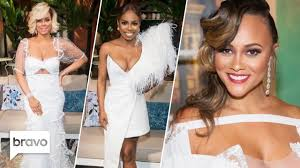 The Real Housewives of Potomac Season 4 Reunion Dresses ...