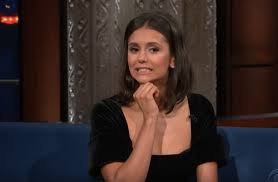 Unlike the mediterranean diet, which is closely associated with moderate wine consumption, the dash diet neither. Watch Nina Dobrev Drinks Tequila And Swears On T V Goss Ie