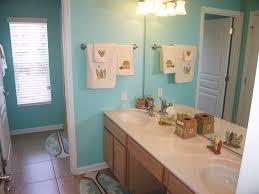 Beach Style Bathroom Best Beach Surf Themed Bathroom Separate Tub Toilet Time Beads 48