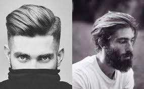 účesy Kudrnaté Vlasy Muži