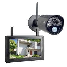 Elro »CZ30RIPS« Smart Home Kamera (Außenbereich, Innenbereich, 720p HD  Überwachungskamera, 7