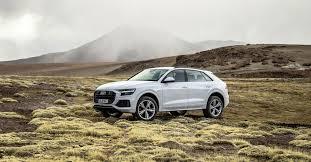 Стали известны российские цены на кросс-купе Audi Q8