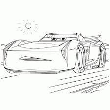 Goed Kleurplaten Cars 3 Kleurplaat 2019
