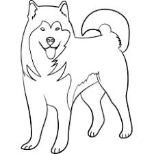 Printable dog coloring page to print and color : Top 25 Free Printable Dog Coloring Pages Online