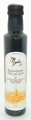 <b>Mylos Plus Уксус Бальзамический</b> с мёдом, 0,25 л — купить в ...