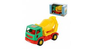 <b>Агат автомобиль бетоновоз Wader</b> 68491_PLS — купить по ...