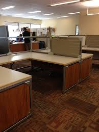 home office office desk desk. Office Desk Cubes Made From Unistrut Home D