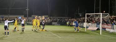 Freak Goal Ends the Lions FA Cup Hopes | Guiseley AFC