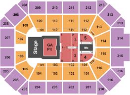 Eric Church Tickets At Allstate Arena Fri Mar 22 2019 8 00 Pm
