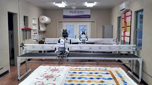 Long Arm Quilting Machines - One Quilt Place & long quilting workshop Adamdwight.com