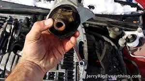 2001 05 honda civic motor mount replacement automotive repair video you