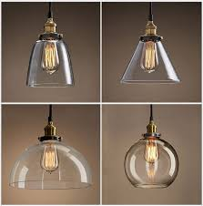 glass pendant light shades endearing lamp 10 ege sushi com clear intended for shade prepare 18