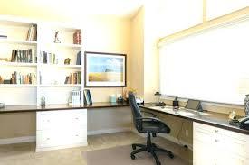Dual desks home office Family Dual Desk Home Office Dual Home Office Ideas Office Design Spacious Home Office With Large Dual Desk Home Office Cestabasica Interior Inspirations Dual Desk Home Office Dual Desk Home Office Monitor Home Office Dual