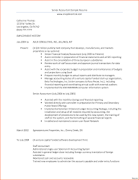 Staff Accountant Resume Example Entry Level Staff Accountant Resume Examples Template Design 20