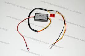 Universal Daytime Running Light Module Wiring Drl Module Wiring Diagram 500