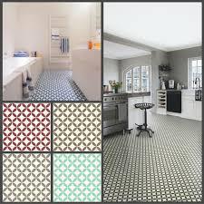 details about victorian tile design vinyl flooring sheet non slip lino kitchen bathroom roll