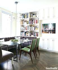 small kitchen round table dining room nooks breakfast nook ideas for small kitchen round table small