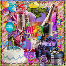 Gifts And Cake Birthday Gif Pictures Photos And Images For