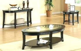 round coffee table and end tables coffee table and end table set living room coffee and