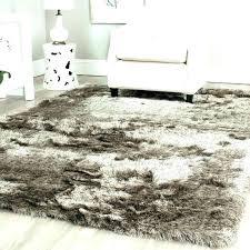 white fuzzy rug fuzzy rugs grey rug area light gray and white black luxury