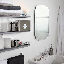 Buy John Lewis Vintage Bathroom Wall Mirror