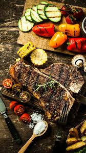 steak wallpaper. Modren Wallpaper Wallpaper Food Cooking Grill Vegetables Peppers Mushrooms Tomatoes  Corn Potatoes Meat Steak Sauces Food 403 On Steak R