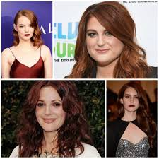 Dark Red Hair Colors That You