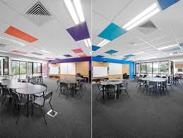 Modern And Colorful Elementary School Interiors Interior Design New Furniture Design School Interior
