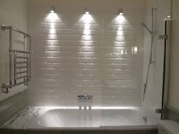 feature wall lighting. Within Feature Wall Lighting And How To Get The Right Bathroom Mad About Lights L