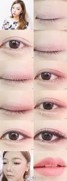 korean eye makeup tutorial best 20 korean natural makeup ideas on no signup