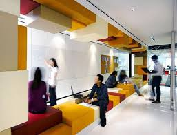 Group Ogilvy Office Ogilvy U0026 Matheru0027s Office In Kuala Lumpur Communal Spaces For Working And Or Brainstorming Outside Group