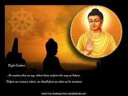 Gautam Buddha Wallpaper With Quotes In Hindi Babangrichieorg