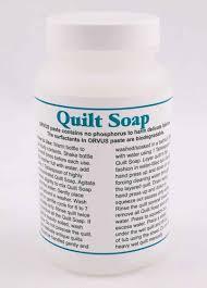 Orvus Quilt Soap at The Yarn Barn of San Antonio
