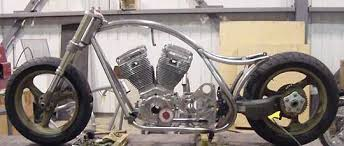 custom motorcycle frame builder and beyond at cyril huze post