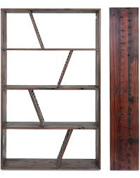 wood bookcase designer reclaimed wood bookcase dark fashion for home 2 designer reclaimed wood bookcase dark