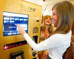 Gold Vending Machine Prices Enchanting Buy Gold Buy Gold At Your Local ATM