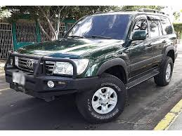 Used Car | Toyota Land Cruiser Nicaragua 1999 | TOYOTA LAND ...