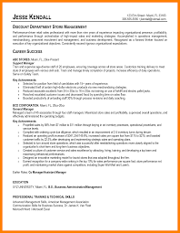 Store Manager Resume Sample store manager resume example Tolgjcmanagementco 64