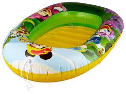 Купить <b>Надувная лодочка Bestway</b> Kiddie Raft 91003 BW зеленый ...