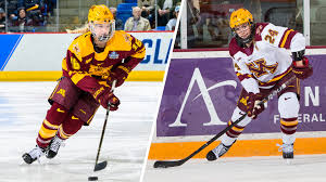 amy potomak and olivia knowles are among the 45 players invited to the l national women s development team selection c in august