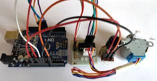 stepper motor control with potentiometer and arduino Rheostat vs Potentiometer at Wiring A Potentiometer For Motor