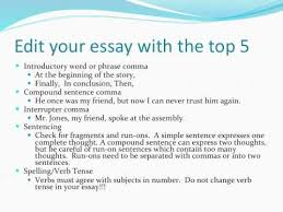 personal narrative essay it s the little things  narrative writing